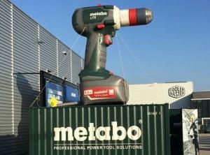 نمایندگی فروش METABO - دریل چکشی شارژی متابو - 09125000923